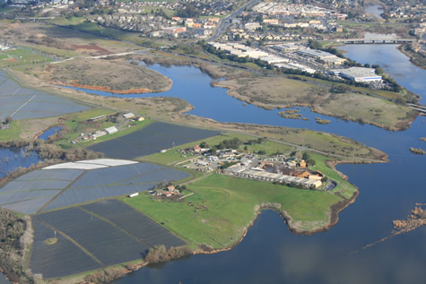 proposed watsonville slough